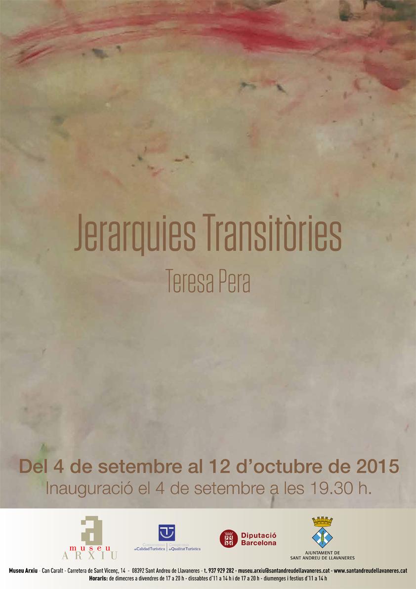 Cartell Teresa Pera v2